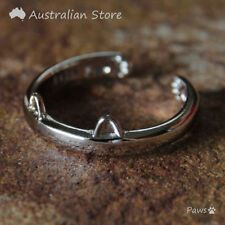 Animals & Insects Silver Plated Fashion Rings