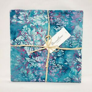 """Boundless 10"""" Layer Cakes Harmony II Cotton Fabric by the Bundle"""
