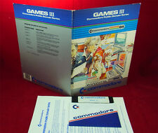 C64: Commodore Public Domain Series - Games III - Commodore Electroncs 1983