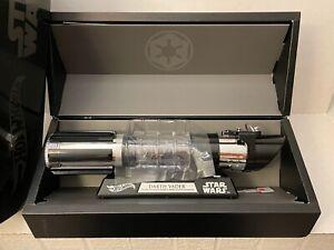 Mattel Hot Wheels Star Wars Darth Vader Lightsaber 2014 SDCC Exclusive