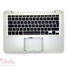 """ NEUF TOPCASE CHASSIS CLAVIER FRANCAIS AZERTY MACBOOK PRO 13"""" A1278 2011 2012"""