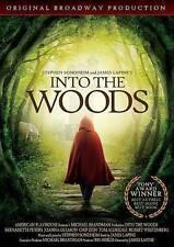 Into the Woods: Stephen Sondheim DVD, Bernadette Peters, Chip Zien, Joanna Gleas