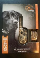 SportDOG Wetland Hunter SD-425X Camo Dog Remote Training Collar Camouflage NEW!