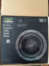"Fusion Powerplant 12"" Subwoofer PP-SW120 Dual 2 Ohm"