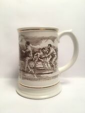 Franklin Porcelain The Ashes Tankard 1882-1982 Cricket Large