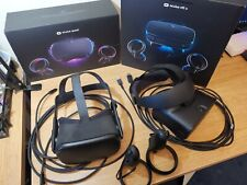 Oculus Quest AND Rift S - 2 x Controllers and PC LINK CABLE - Both BOXED