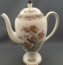 Coffee Pot Vintage Original Wedgwood Porcelain & China
