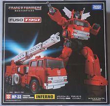 Transformers Masterpiece Inferno MP-33 Takara Tomy