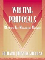 Writing Proposals  - by Johnson-Sheehan