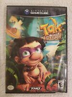 Tak and the Power of Juju (Nintendo GameCube, 2003) TESTED NO MANUAL FREE SHIP