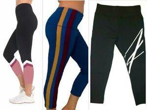 BSP Better Sports Performance Women's High Waist Leggings