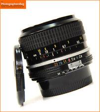 Nikon 24mm F2.8 Manual Focus Nikkor Prime Lens + Free UK Postage