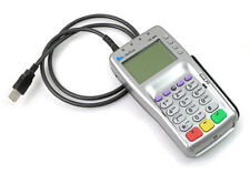 M280-703-Ab-Wwa-3 VeriFone Vx 805 Pin Pad Payment Terminal w/ Integrated Cable