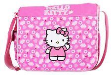 Hello Kitty Large messenger bag with Mesh Net water bottle holder