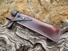 Rifle Bolt Pouch Holster Holder Belt Mounted Shooting hunting Brown 308/223/243