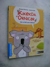 Kikekoa et Ornicar - Nathan poche premières lectures
