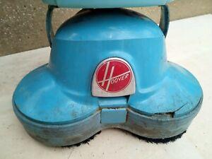 Vintage Hoover aquamaster floor polisher /carpet cleaner 1960s collectable prop