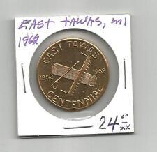 (j) So Called Dollar 1962 Bu Tawas Michigan