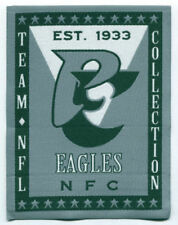 "PHILADELPHIA EAGLES NFL FOOTBALL EST. 1933 7.75"" TEAM PATCH"