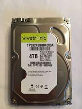 "4TB/4000G NAS Hard Drive 5900 RPM 64MB SATAIII 6.0Gb/s 3.5"" Internal Hard Drive"