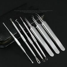 Facial Pimple Removal Tools Blemish Extractor Blackhead Remover Tools Supply Kit