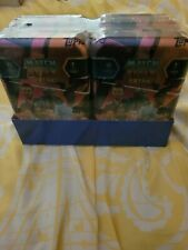 2020-21 Topps Match Attax Extra  UEFA Soccer (4) Tins - Factory Seal