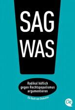 Sag was!|Philipp Steffan|Broschiertes Buch|Deutsch|ab 14 Jahren