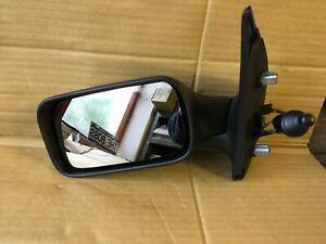FIAT PUNTO 5 DOOR 1993-1999 PASSENGER SIDE DOOR MIRROR CABLE BLACK