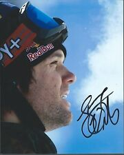 LOUIE VITO Signed Autographed Auto 8x10 Photo Snowboarder Olympic X Games COA 2