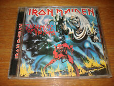 IRON MAIDEN The Number Of Beast 1CD Castle version 1995 104-2