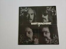 Soft Machine Seven LP US 1974-Used