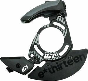 e*thirteen LG1r Carbon Chainguide 28-38t ISCG 05 with Bashguard, Black