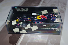 RED BULL RACING RENAULT RB6. S. Vettel. 2010