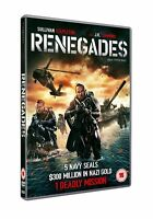 Renegades [DVD] Movie NEW JK Simmons Sullivan Stapleton Gift Idea Action Film