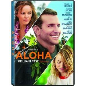 Aloha On DVD With Bradley Cooper Comedy Very Good E11
