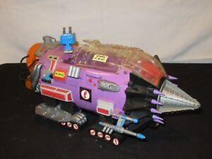 TMNT Teenage mutant ninja turtles Transport Mutant Module Drill Vehicle 1990