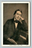 Stephen Collins Foster, Composer, My Old Kentucky Home, Vintage Postcard