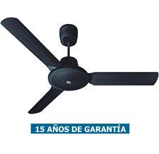 Ventilador de techo para oficinas Vortice 61759 NORDIK EVOLUTION 140 negro