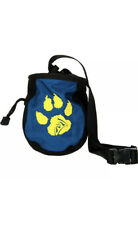 Mad Rock Kids Rock Climbing Chalk Bag Paws Blue One Size
