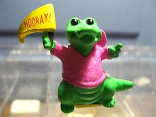 Hallmark 1990 Merry Miniature Alligator Hooray