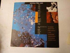 Various With The Upsetters ‎– Version Like Rain Vinyl LP 1989 UK Copy