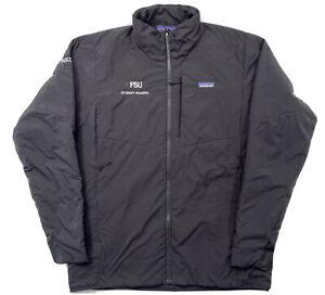 Patagonia Nano Air Light Jacket Men's Black Size XL Full Zip B5