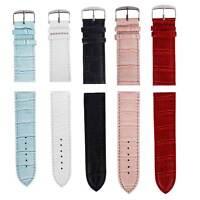 Cinturino ECO PELLE CROCO 22mm polso fibbia per Samsung Gear 2 NEO R381 CC22