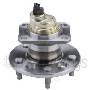 Wheel Bearing and Hub Assembly-4-Wheel ABS Rear BCA Bearing WE60930