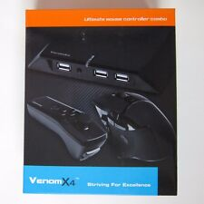 Tuact Venom X4 Mouse Controller Keyboard Adapter for XBOX One XBOX 360 PS4 PS3