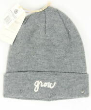 Element Womens Continuous Growth Beanie Heather Grey One Size New