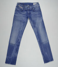 EUC LOOK NEW RRP $389 Womens Stunning DIESEL 'MATIC 008N4_STRETCH' Jeans W25 L30