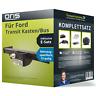 Anhängerkupplung ORIS starr für FORD Transit Kasten/Bus +E-Satz Kit NEU