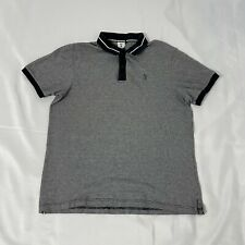 New listing Official Tottenham HotSpurs Golf Polo Blue Mens Large Short Sleeve Casual Golf