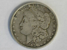 1878-P Morgan Silver Dollar 7 Tail Feathers U.S. Coin Lot D5722